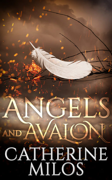 Angels-and-Avalon-800 Cover reveal and Promotional