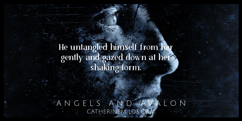 Book Quote: Angels and Avalon