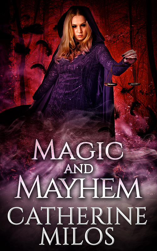 Magic and Mayhem cover